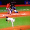 米野球・エンゼルス大谷翔平投手が3番DHで日本人初サイクル安打達成!!